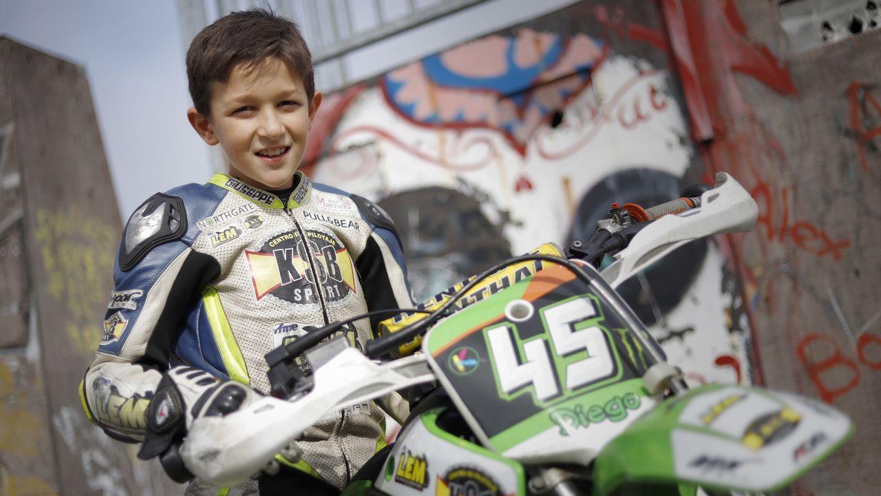 Jorge Prado en el Mundial de MX2 GP Argentina