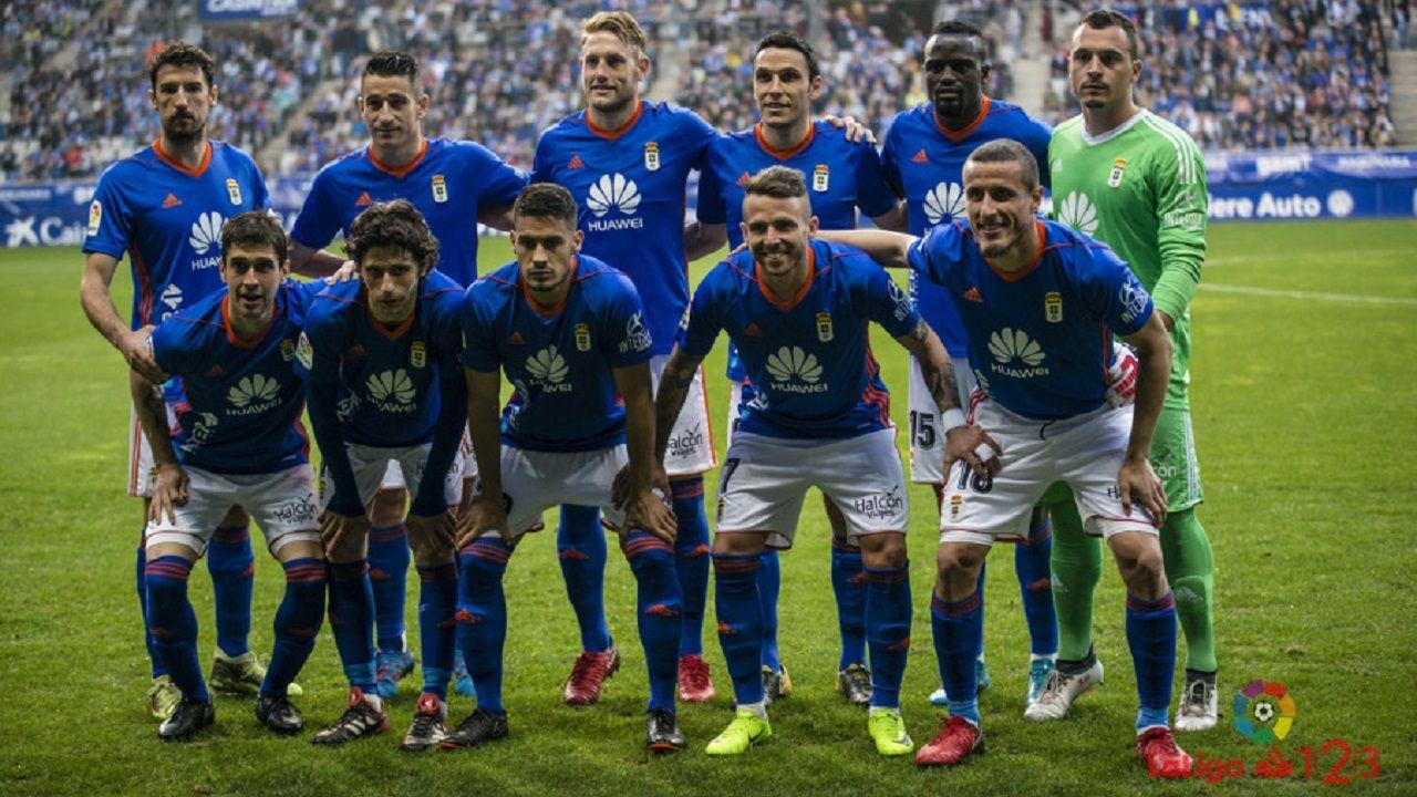 Alineacion Real Oviedo Valladolid Carlos Tartiere.Alineacion del Real Oviedo frente al Valladolid
