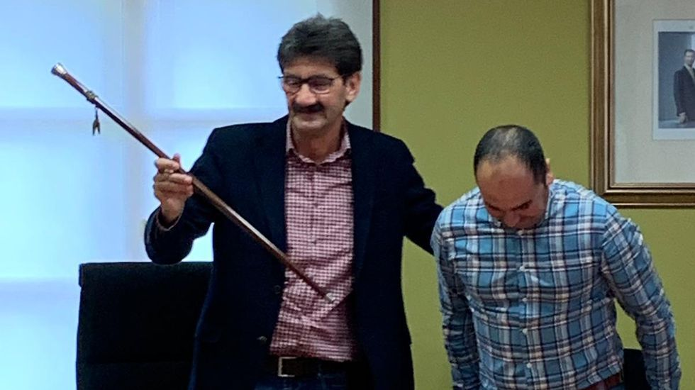 Dumbria. Alcalde, Jose Manuel Pequeño (PSOE)