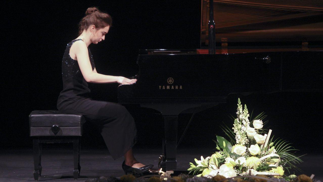 En la imagen de archivo, una de las participantes en la edición del 2017