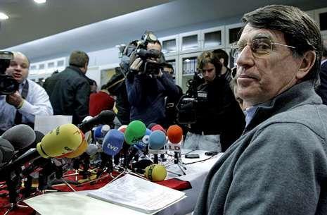 José María Odriozola lleva 24 años en el cargo de presidente de la federación.