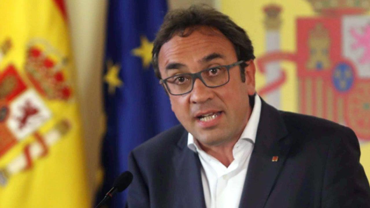 El exconsejero Josep Rull ha sido condenado a 10 años y 6 meses de prisión y 10 años y 6 meses de inhabilitación absoluta por un delito de sedición.