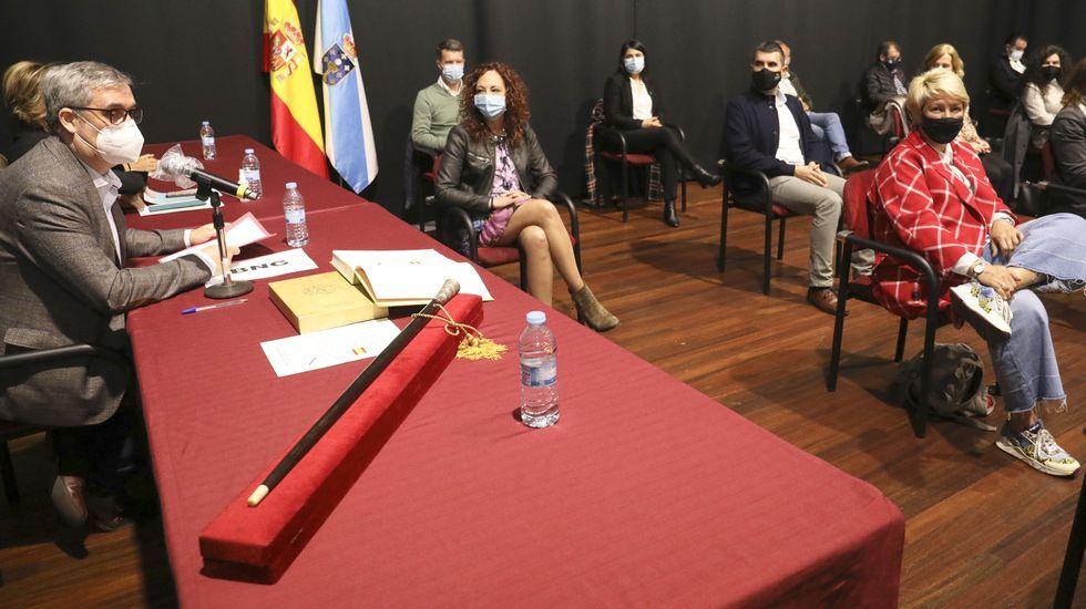 Imagen del táper del delegado del Gobierno