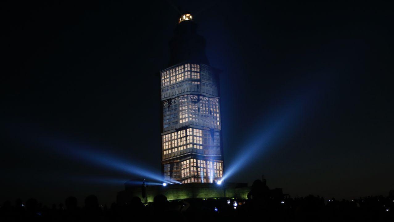 Torre de Hércules.Ciudad Vieja