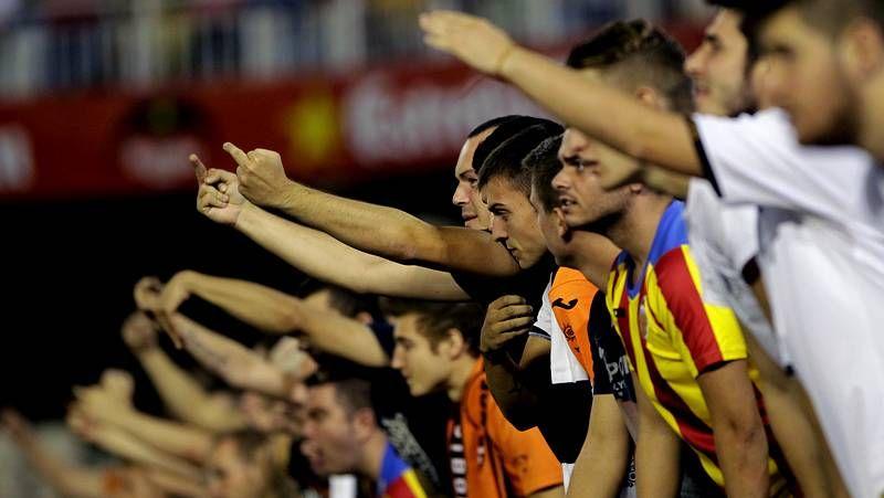 Neymar quiere «picar» al Atlético.Michael Laudrup