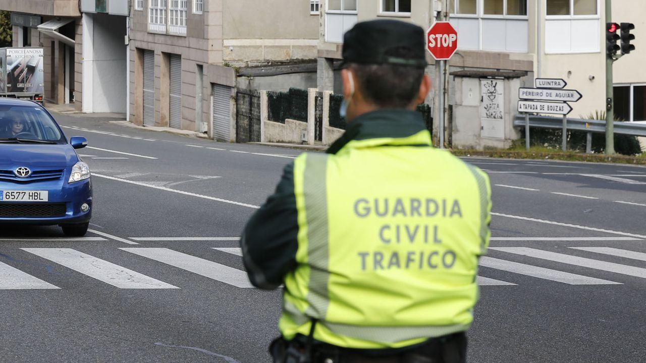 Conductas peligrosas de peatones de Santiago.Armas incautadas