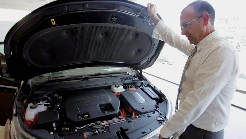 Instalaciones de Chevrolet en el Polígono del Tambre