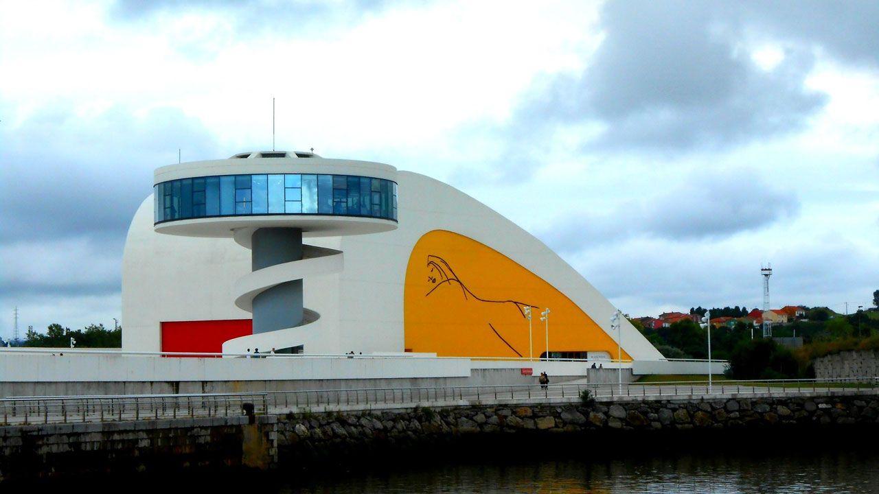 Centro Niemeyer.El programa de detección de denuncias falsas se basa en análisis lingüísticos