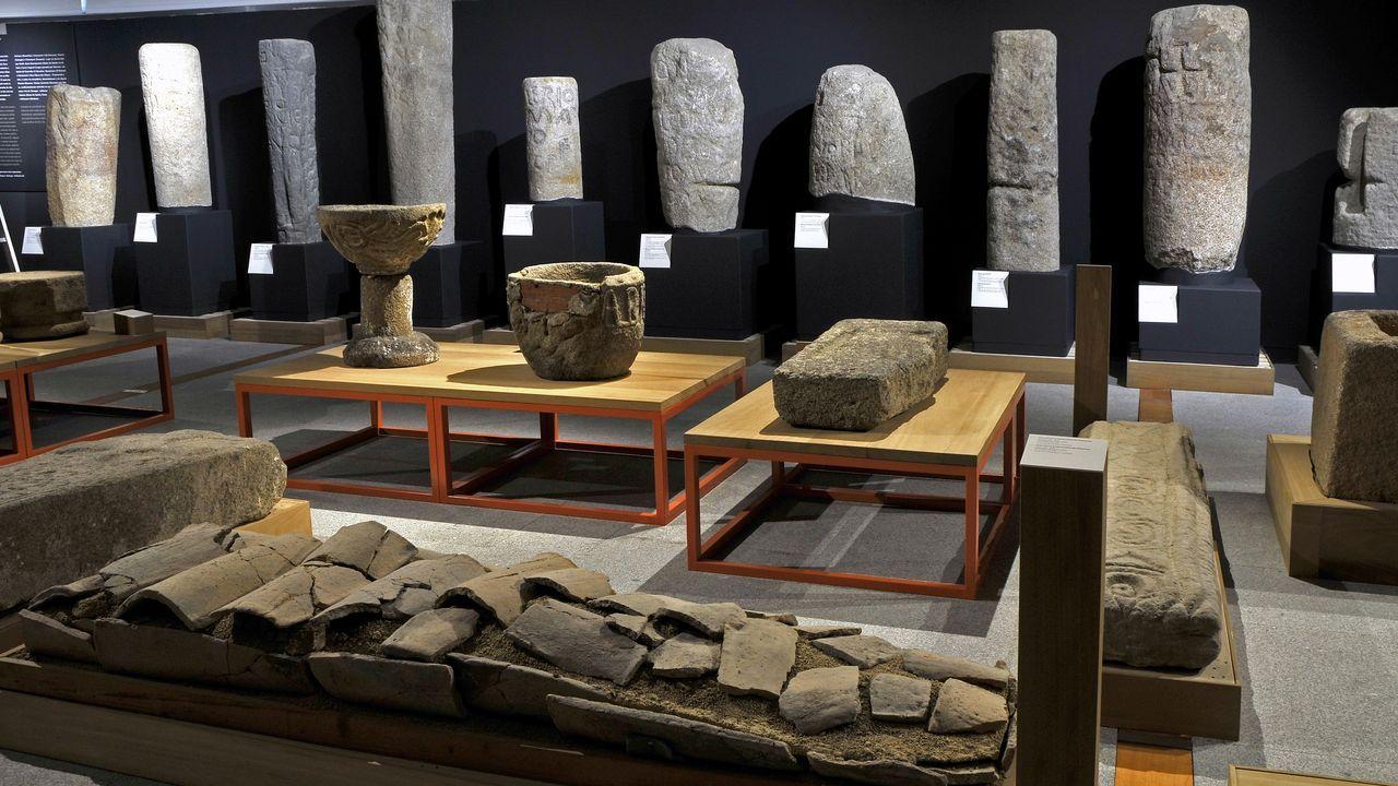 El abandono de la fuente romana de Corvazal, en Lugo.En Montederramo llevan al menos dos meses sin ningún caso nuevo de coronavirus