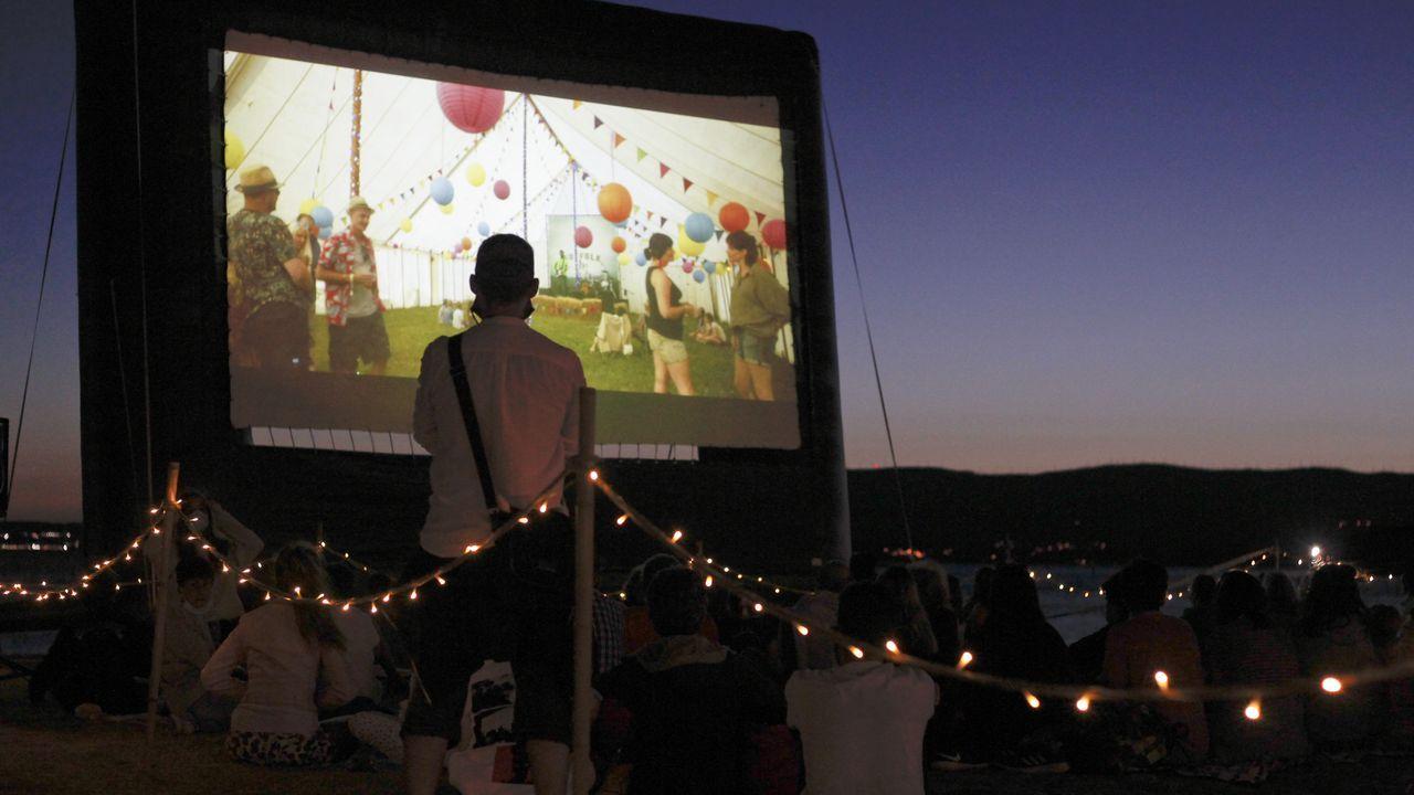 Huca, Oviedo .La Bien Querida tocó en el Atlantic Fest del 2019