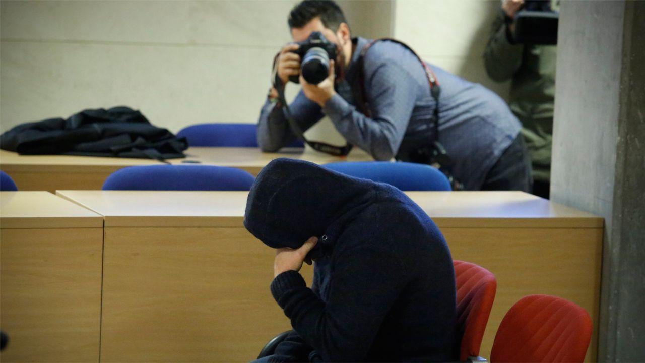 El Chicle, en el juicio por el rapto de una chica en Boiro