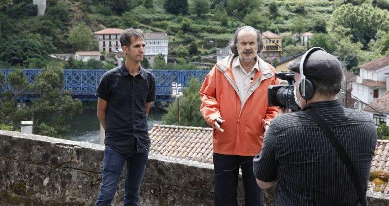 Integrantes del club de descapotables Roadsters.com, en una reciente excursió en Quiroga
