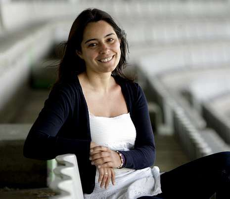 Cristina Valiño.
