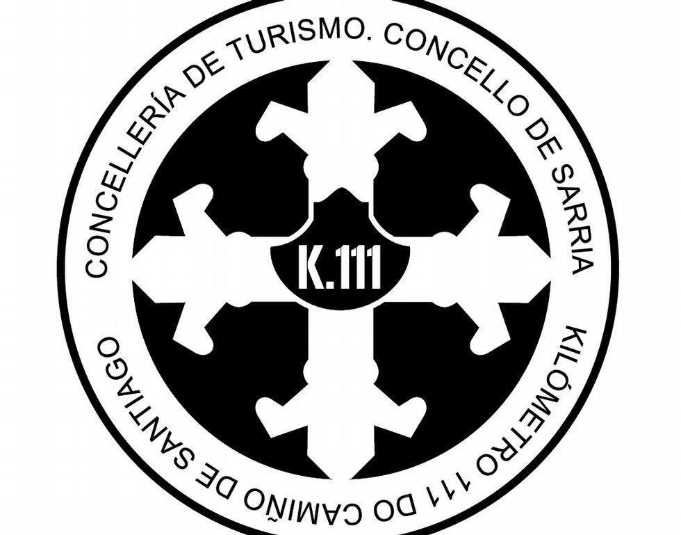 La nueva imagen del área de Turismo de Sarria incorpora el sello para las credenciales de los peregrinos