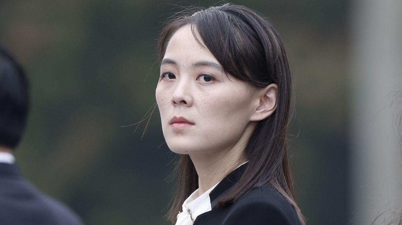 Kim Yo-jong, hermana del líder de Corea del Norte