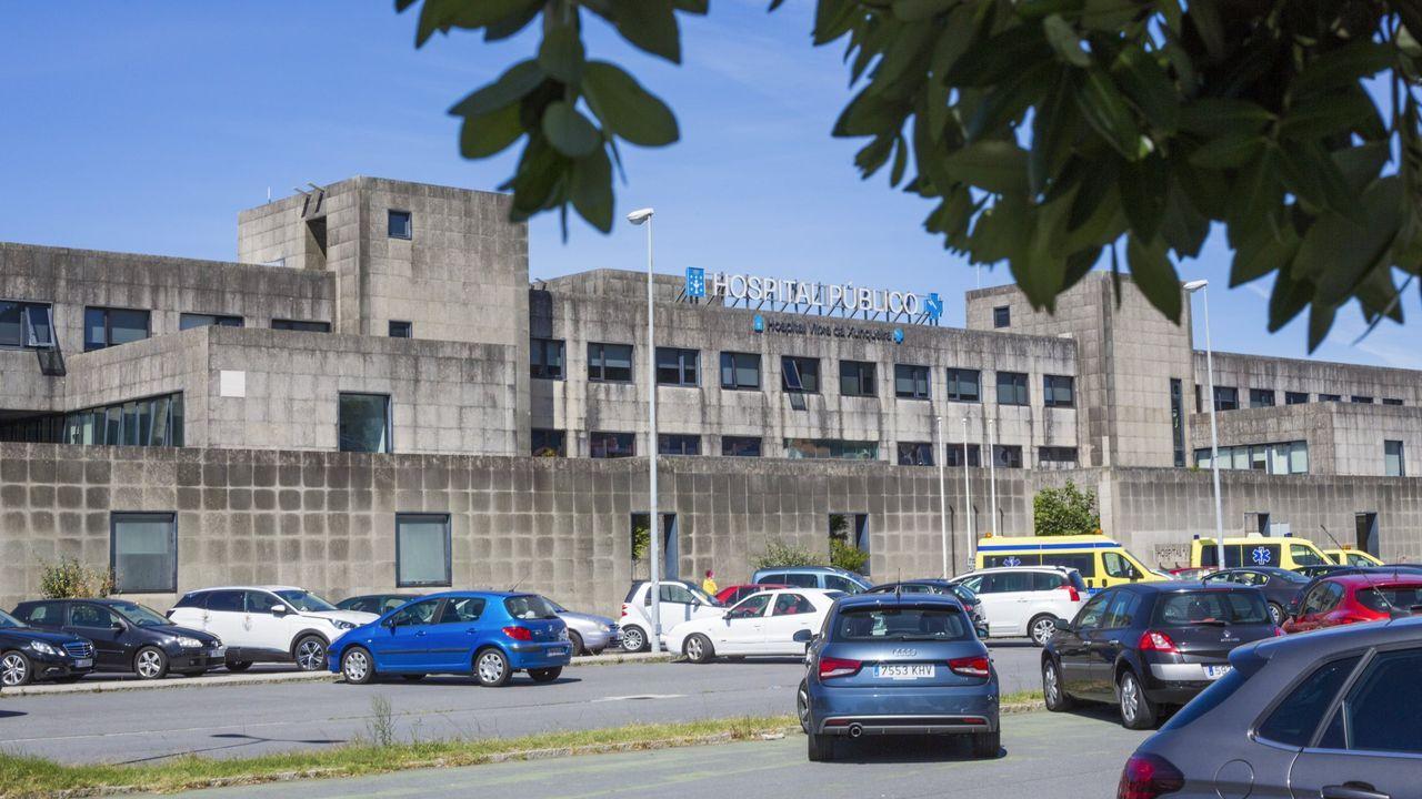 Hospital Virxe da Xunqueira