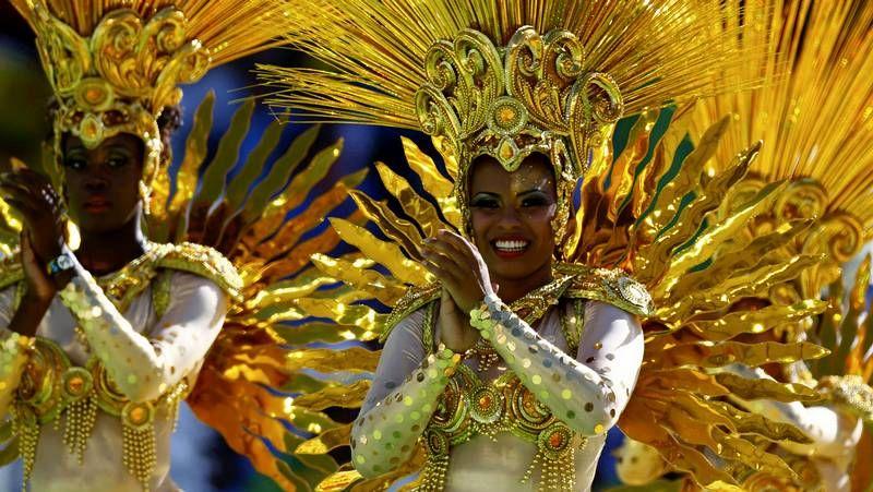 Mundial 2014: Shakira y mucha samba en la ceremonia de clausura