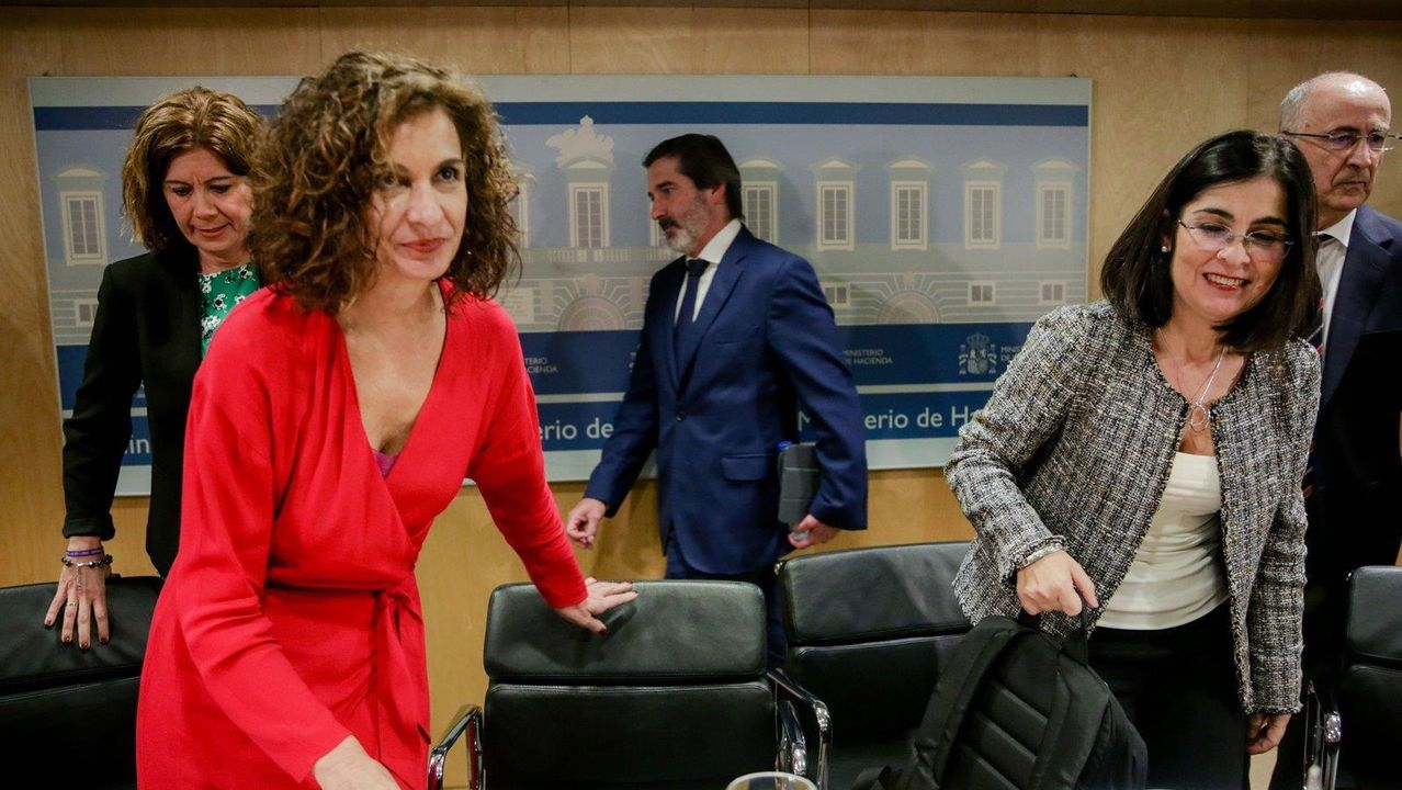 EN DIRECTO: comparece la ministra Montero tras el Consejo de Política Fiscal y Financiera