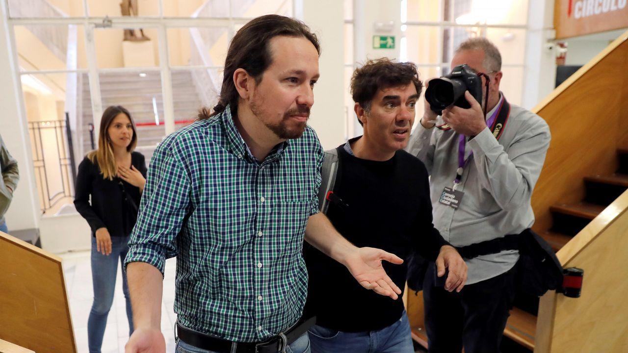 Charla sobre nuevas tecnologías en viticultura en Martín Códax.Pablo Iglesias