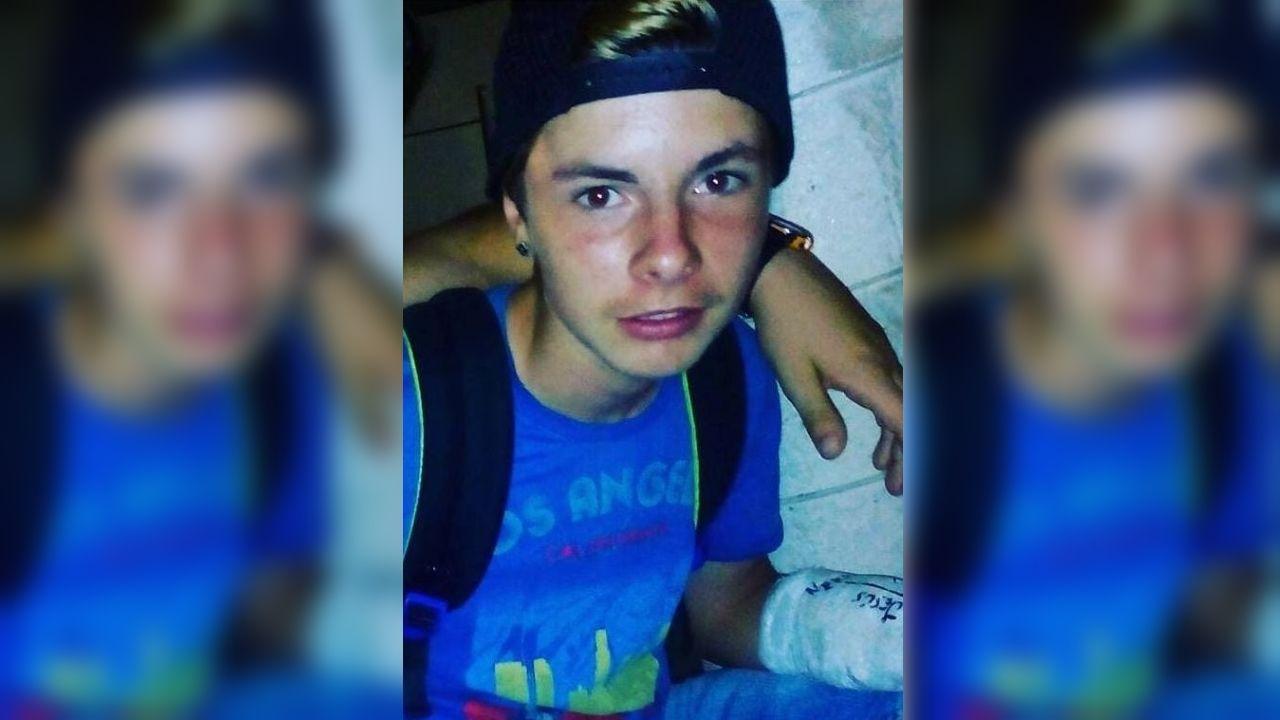 Kilómetros por Mozambique en Caldas.Cristian Montes, residente en Moraña y fallecido en el accidente de Caldas de Reis