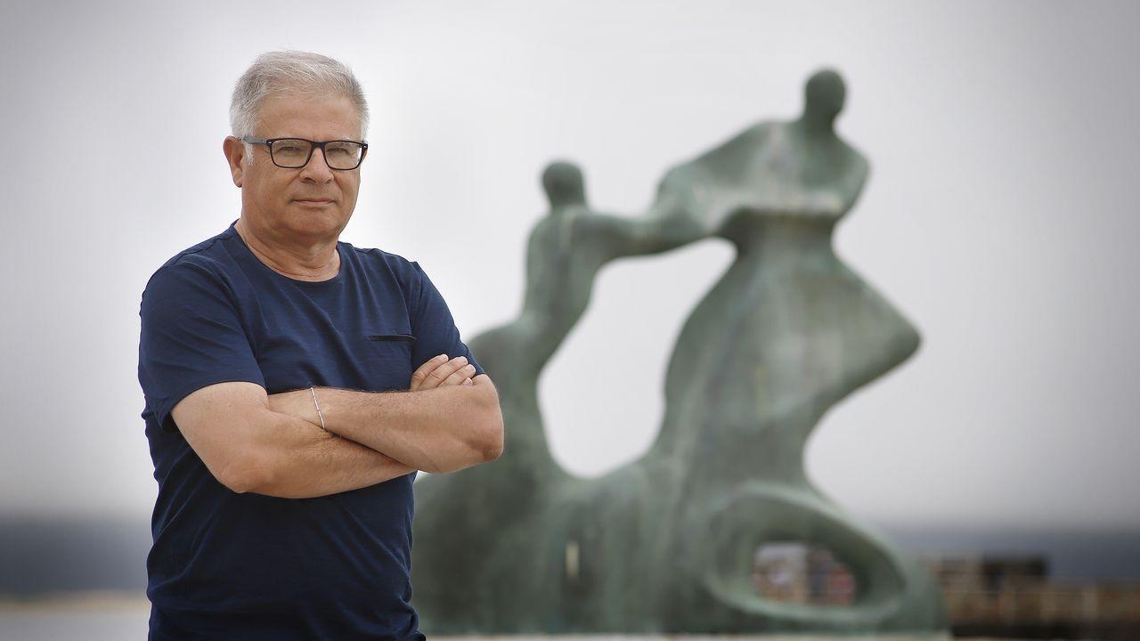 Manuel Lago descansa en Corrubedo á espera dun curso parlamentario que se presenta intenso