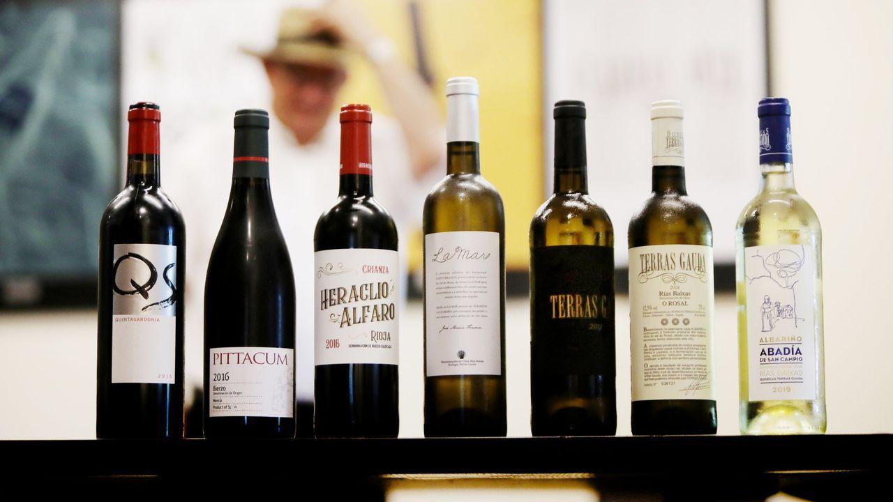 El vino es, junto a las conservas, uno de los sectores gallegos más afectados por los aranceles