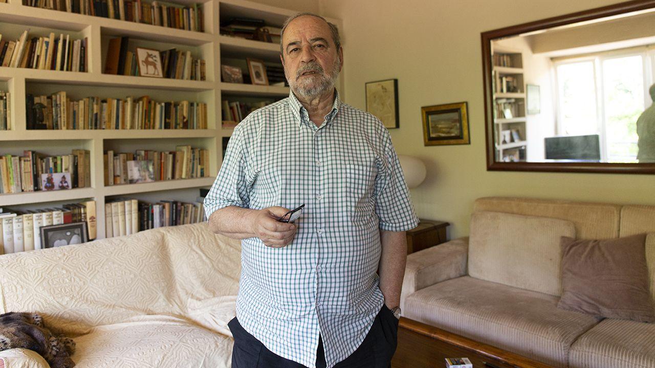 Barbón se estrena en la Universidad.Álvaro Ruiz de la Peña