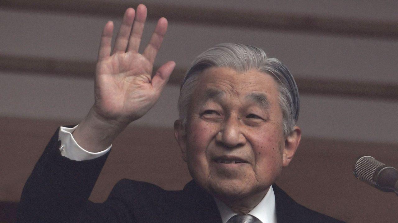 La ceremonia de abdicación de Akihito, en imágenes.afp_20190102_134717863
