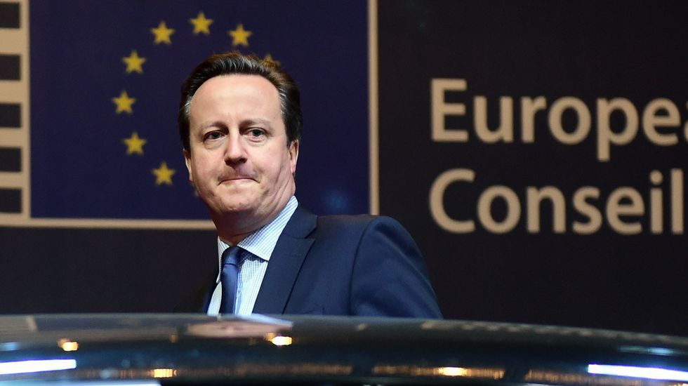 Jean-Claude Juncker, presidente de la CE.