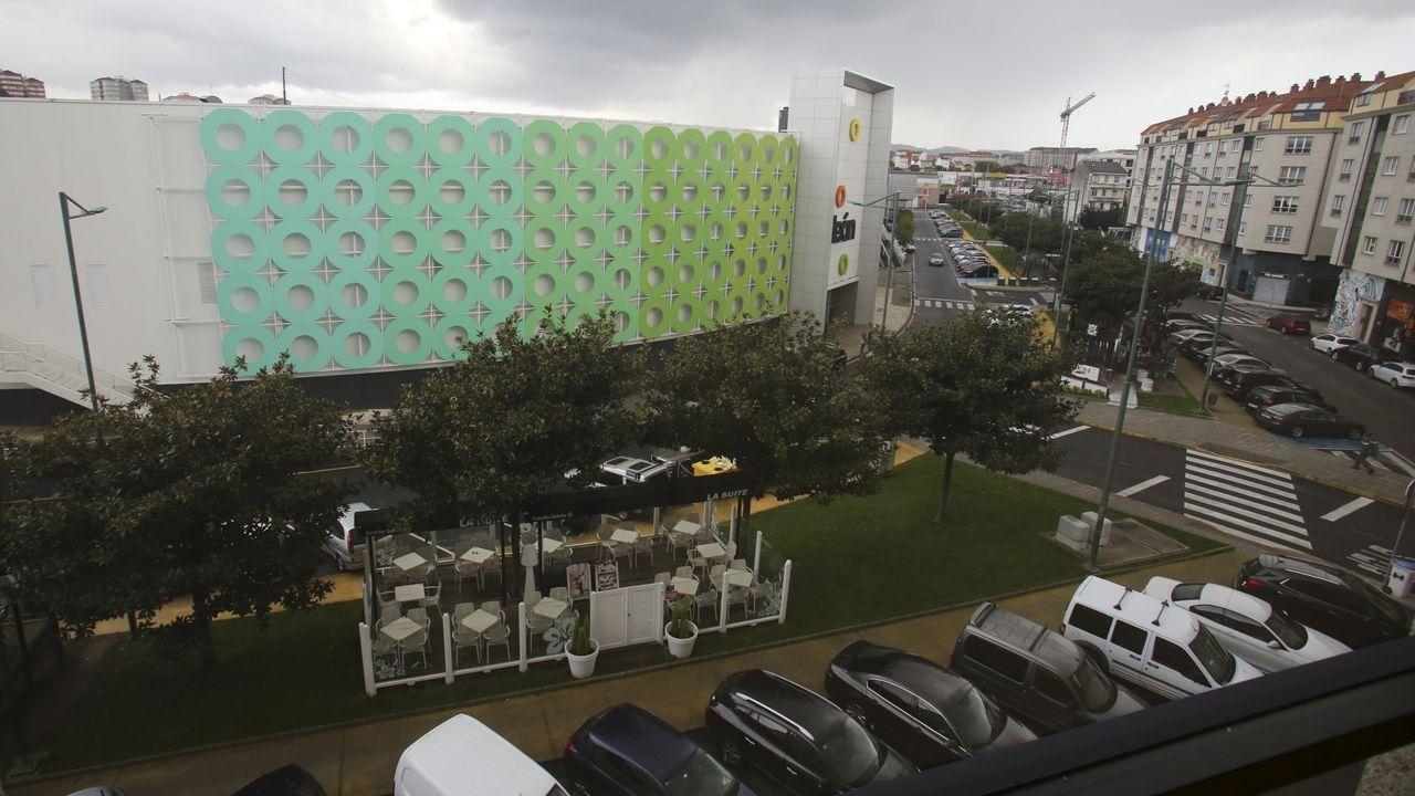 Así será el nuevo centro comercial de Vialia en Vigo