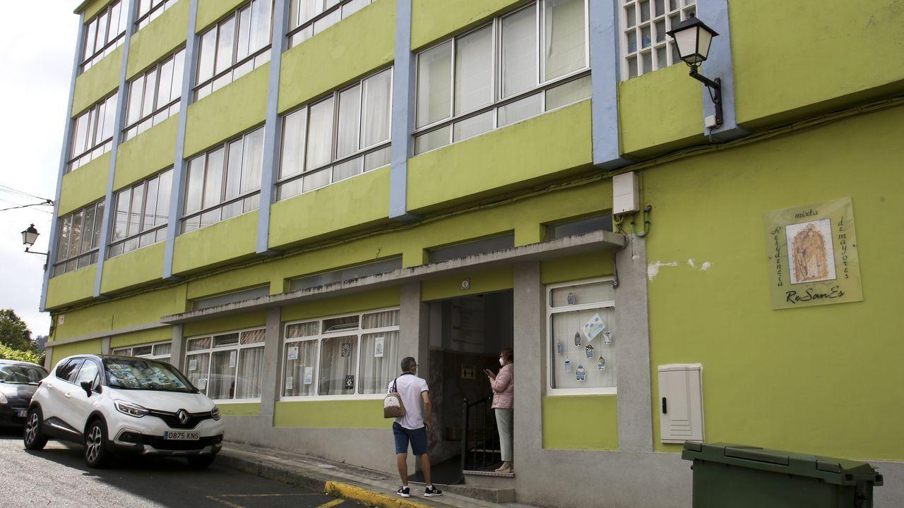 Residencia de mayores Santo Estebo de Perlío
