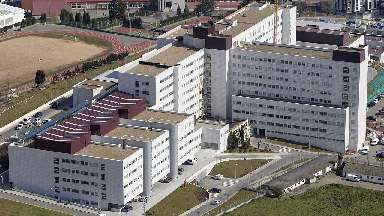 Sespa, Avilés, hospital, centro hospitalario, Asturias.Hospital de San Agustín (Avilés)