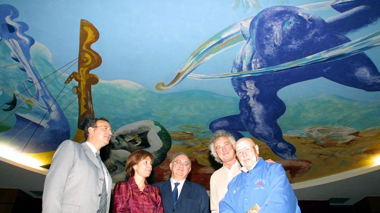 ¡Así se viviu a entrega dos Premios Atlante no Museo do Gravado de Artes!