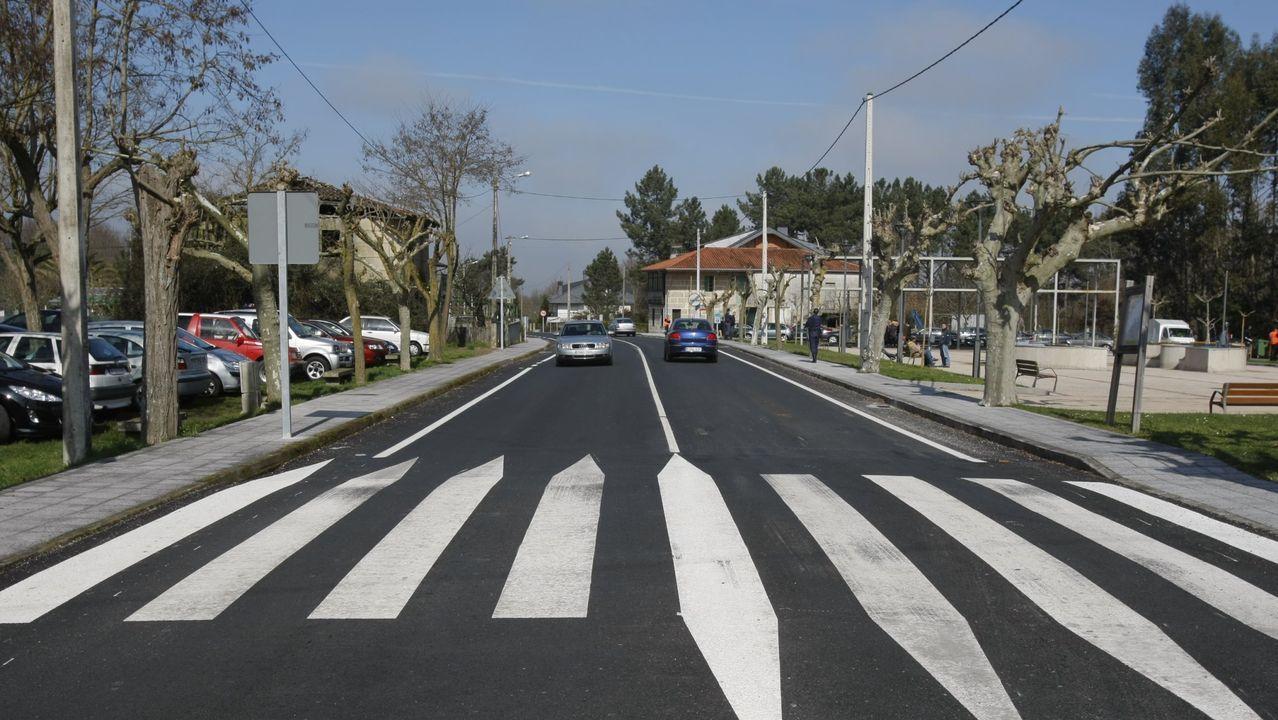 El Concello de O Pereiro iniciará las obras para el aparcamiento del nuevo centro de salud