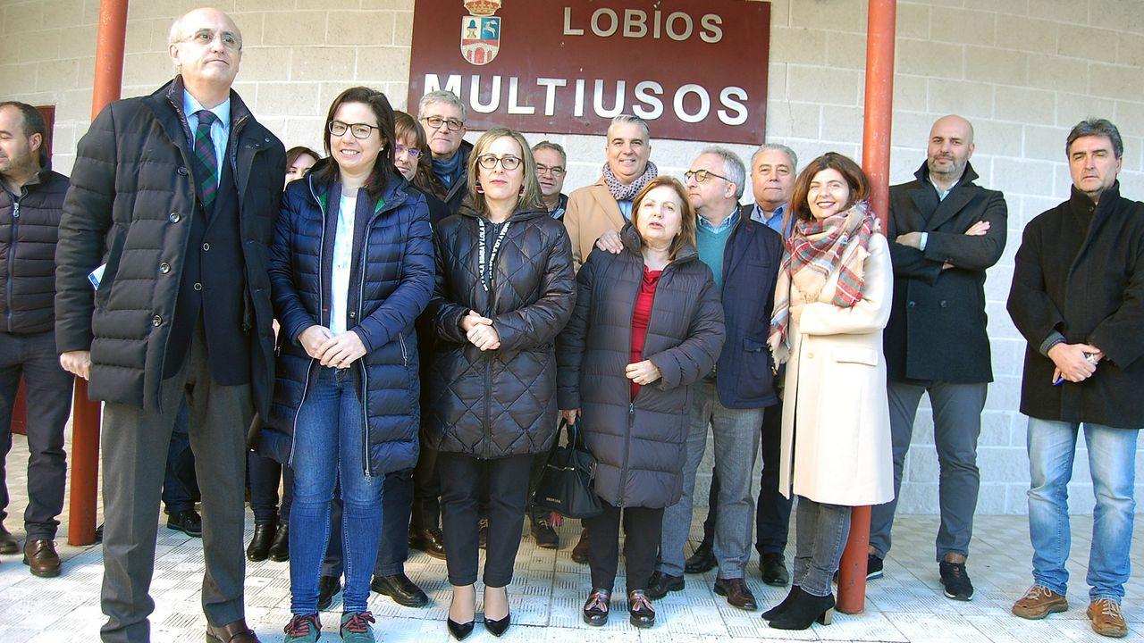 Los otros belenes de Ourense.Javier Chaparro muestra su belén en su propia casa, en Ourense