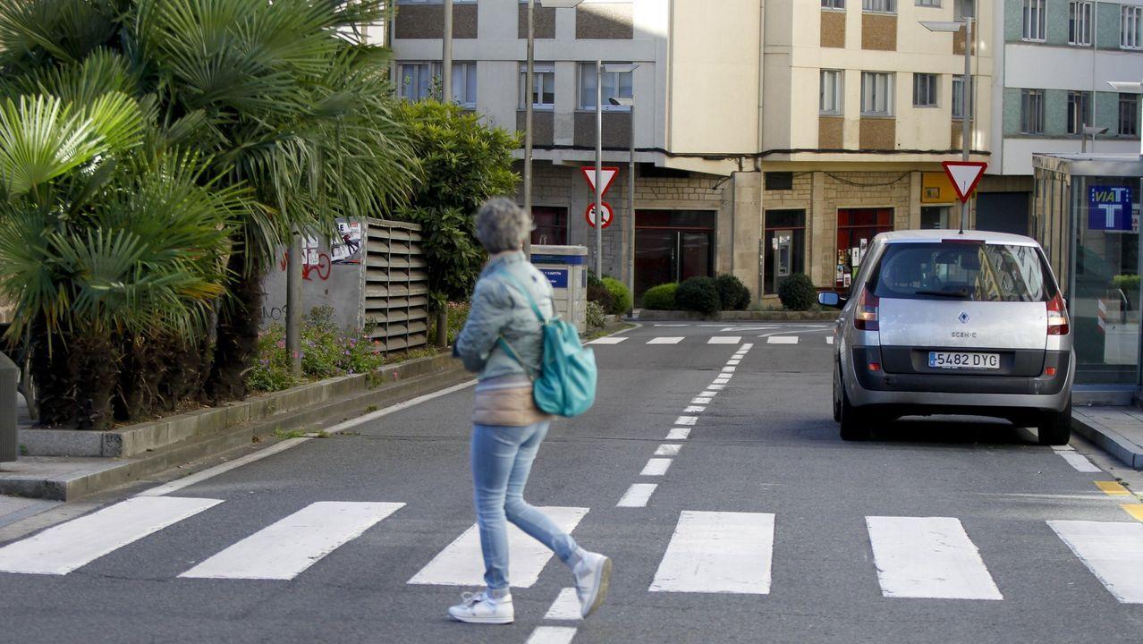 Un fallecido en un nuevo accidente en el corredor Lugo-Monforte.Radar de tramo en el túnel de O Sartego, en la AP-9
