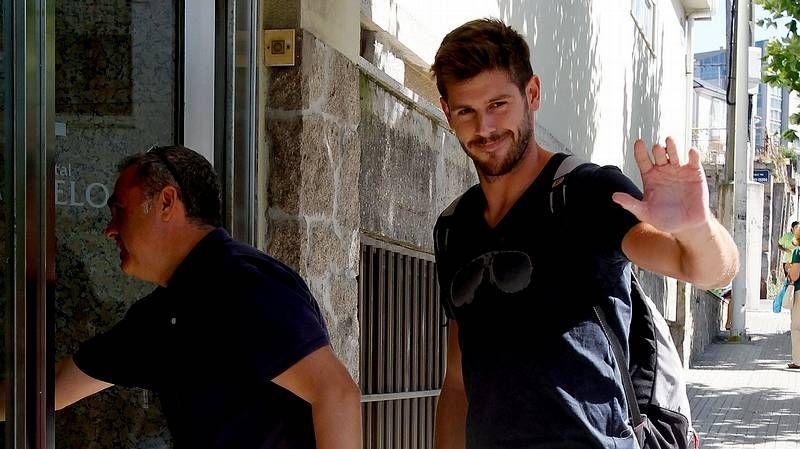 Un repaso por la estancia de Zé Castro en el Deportivo de La Coruña.Fabricio, a su llegada al Modelo