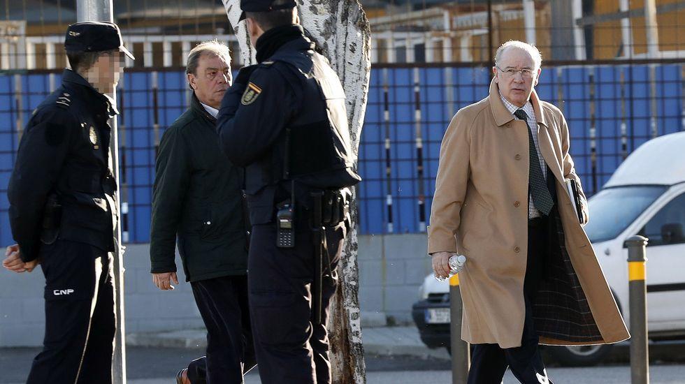 Hacienda acusa a Rato de defraudar 6,8 millones.Rodrigo Rato, en una imagen de archivo