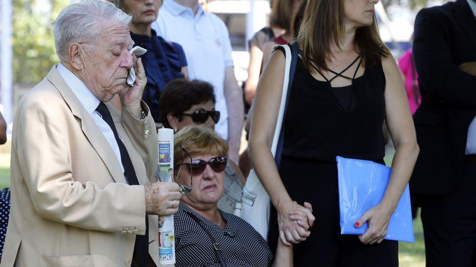 Homenaje en Madrid