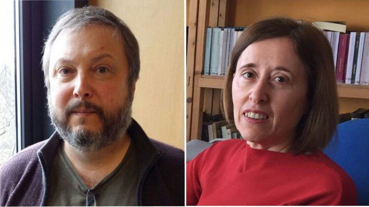 Sanidad mantendrá las franjas horarias en la fase 1.Carlos Pereira e Isabel Bandín