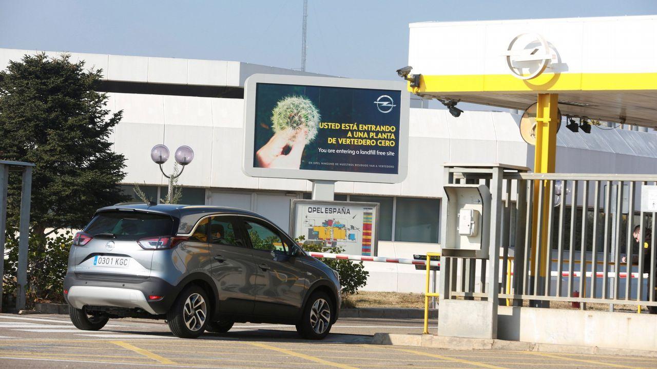 Así es Norbert Feher, alias Igor el Ruso.El nuevo Opel Corsa se fabricará en exclusiva en Zaragoza