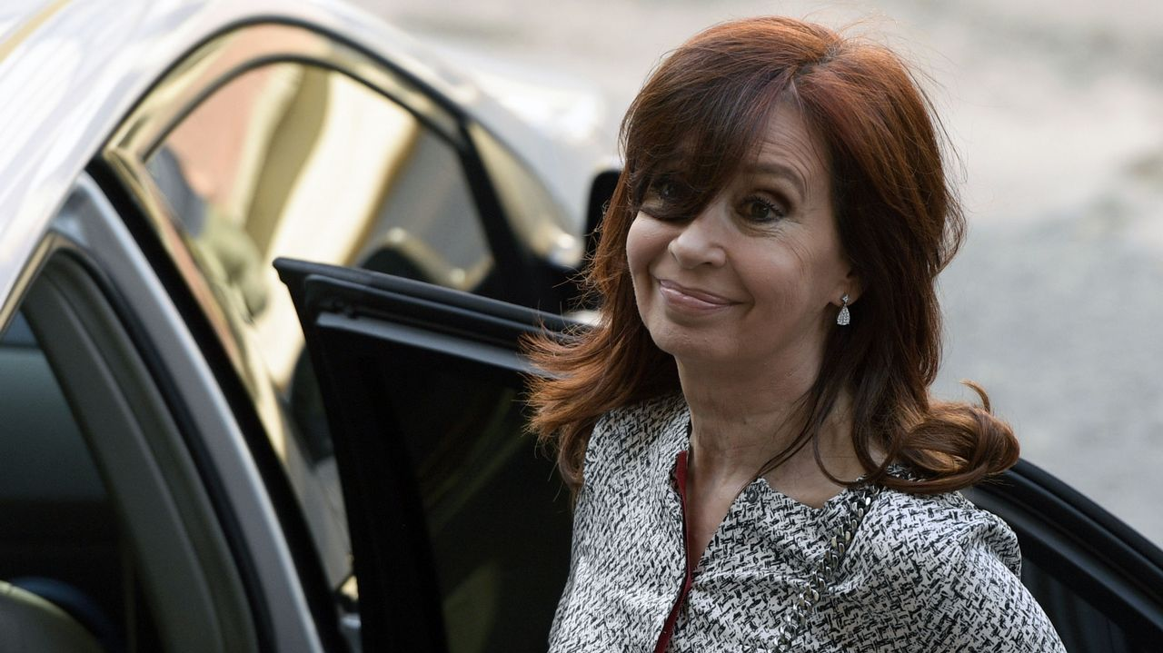 Cristina Fernández quería recibir la prensa de Buenos Aires en su residencia de la provincia de Santa Cruz, al sur del país