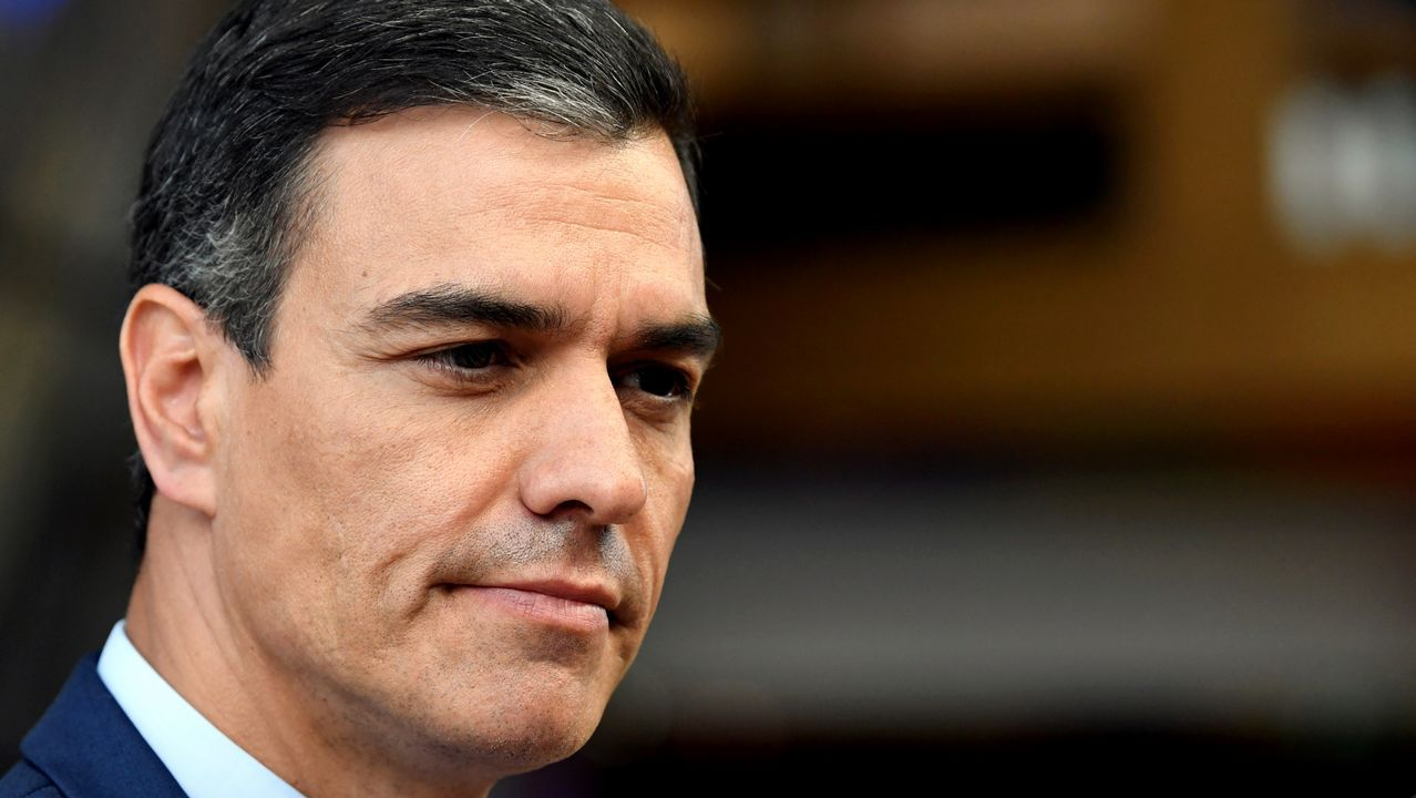 Celaá: «Es una pretensión inasumible sacrificar el interés general al interés de una persona».El presidente del Gobierno en funciones, Pedro Sánchez