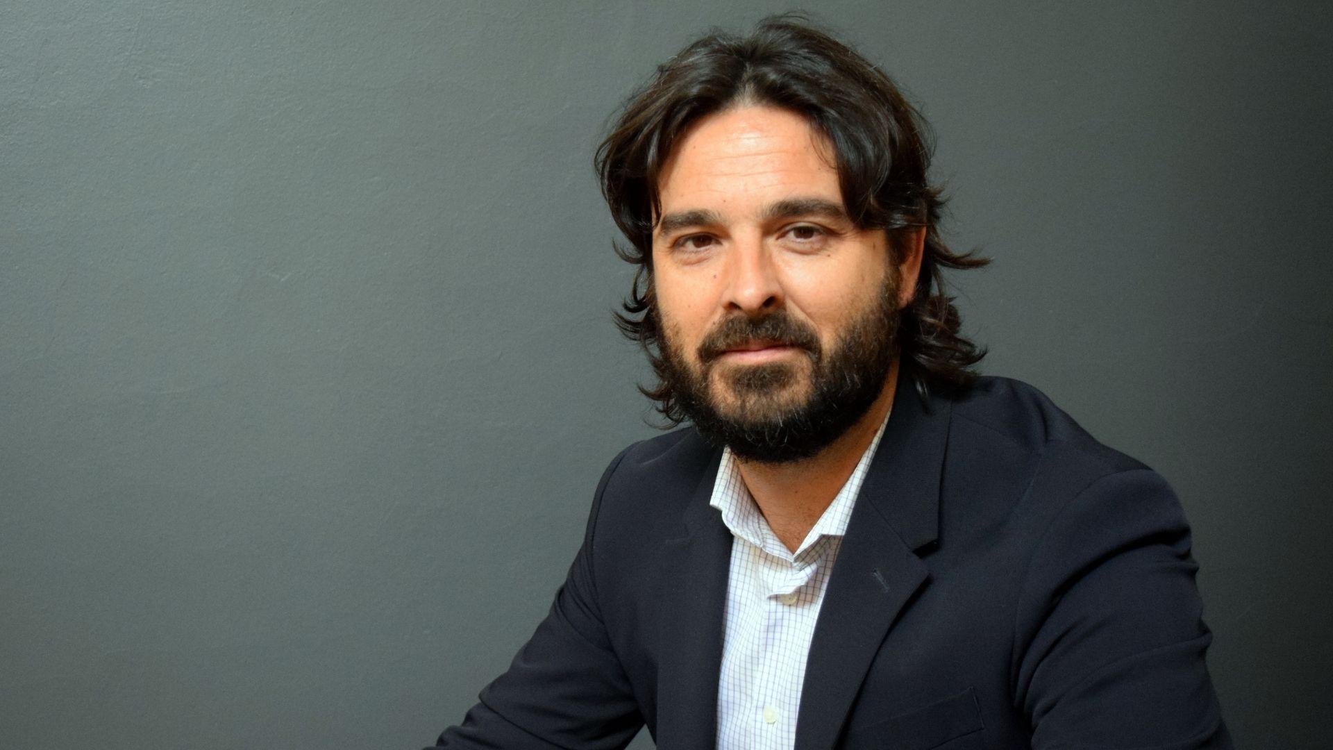 El alcalde de Llanes, Enrique Riestra