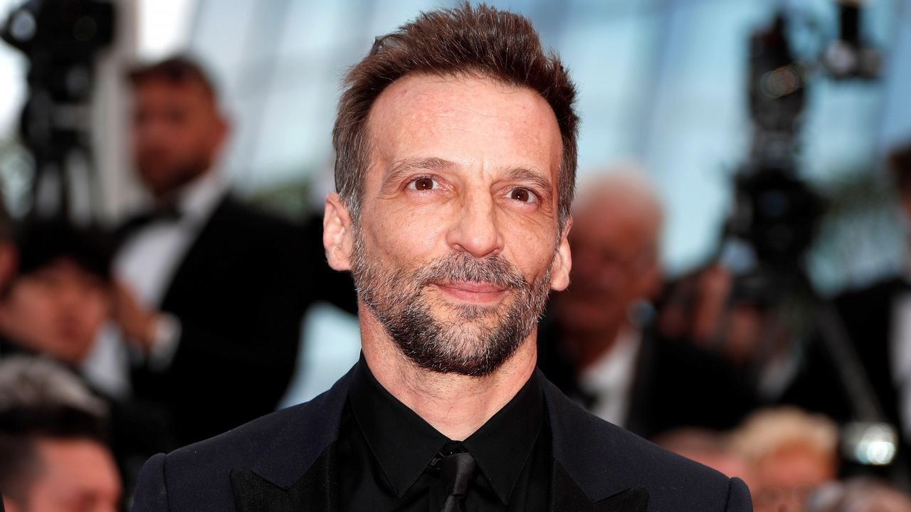 El actor y director francés Mathieu Kassovitz