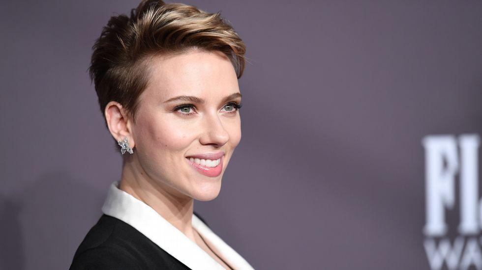 Las «21 razones» de Madeline Stuart sobre la pasarela.La actriz Scarlett Johansson.