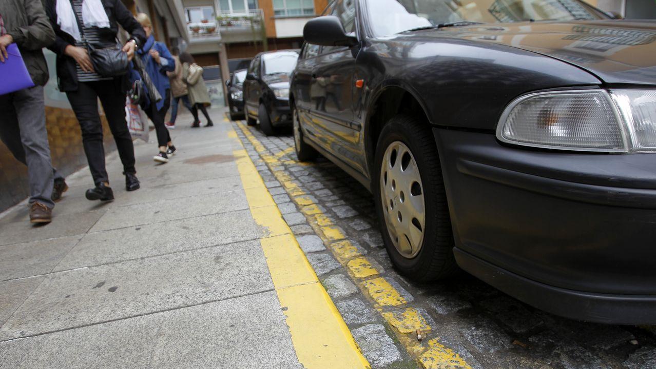 Cinco para delimitar las calles