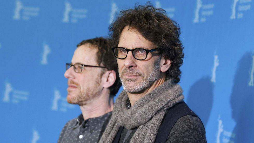 Los hermanos Coen.