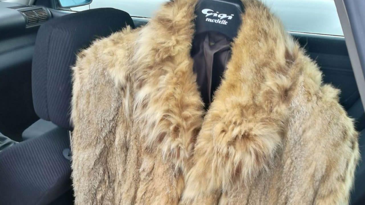 Embalse de Valdemurio (Quirós).El vendedor pedía 3.000 euros por el abrigo