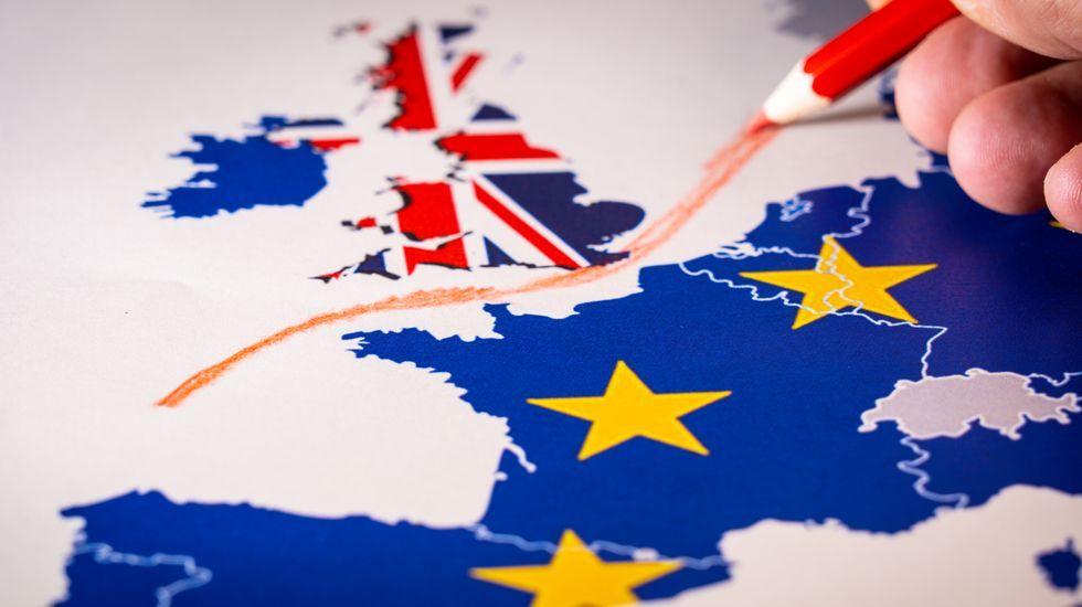 Barnier dio cuenta de la primera ronda de negociaciones con Londres